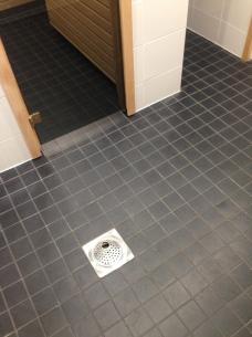 Pesutilan lattia